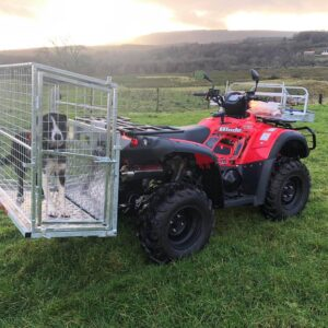 Quadcrate Transport Cage