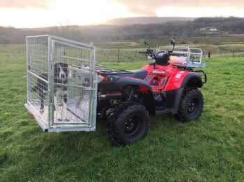 QuadCrate Animal Crate