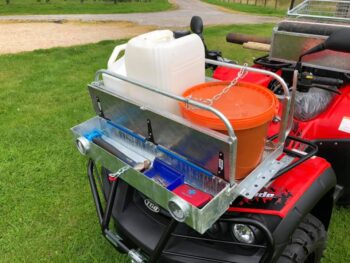 Front Post Holder Toolbox