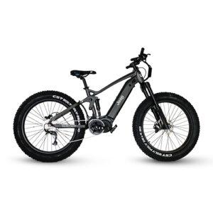QuietKat - Jeep e-Bike