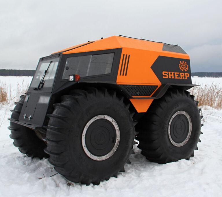 Argo – Sherp ATV Pro