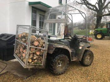 Quadcrate Transport Cage