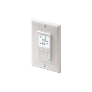 Honeywell Home - Econoswitch 7-Day Programmable Light Switch Timer
