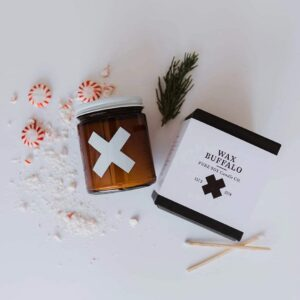 Wax Buffalo - Handmade Pure Soy Scented Candles