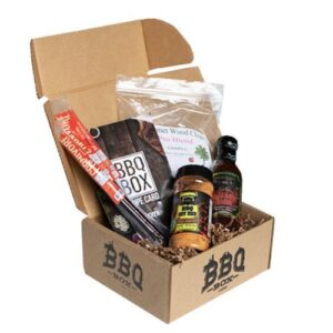 BBQ Box - Monthly Subscription