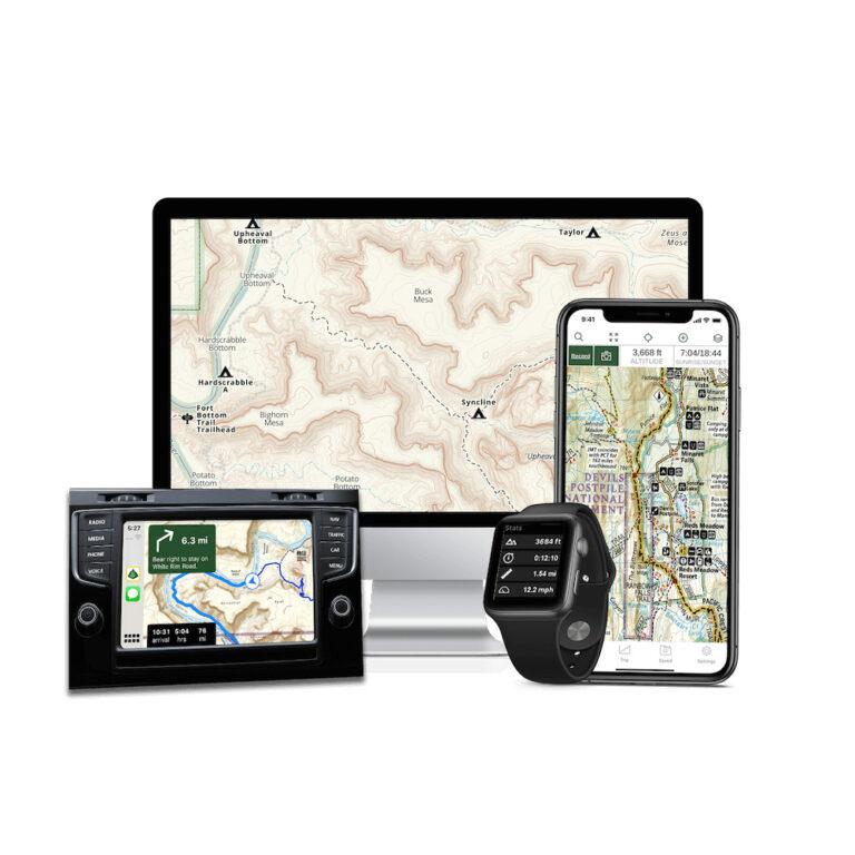 App – GAIA GPS