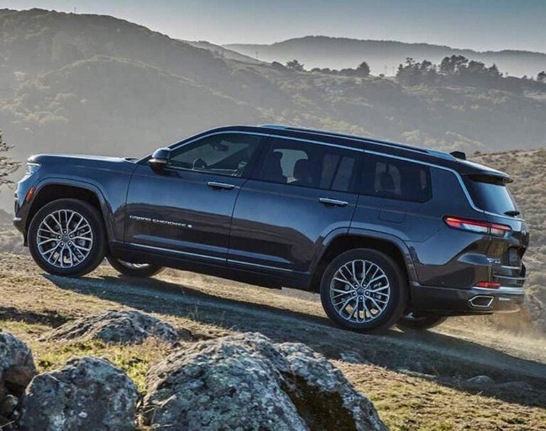 Jeep – Grand Cherokee L