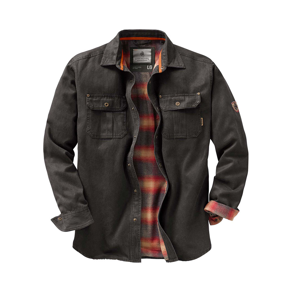 Legendary Whitetails – Journeyman Shirt Jacket