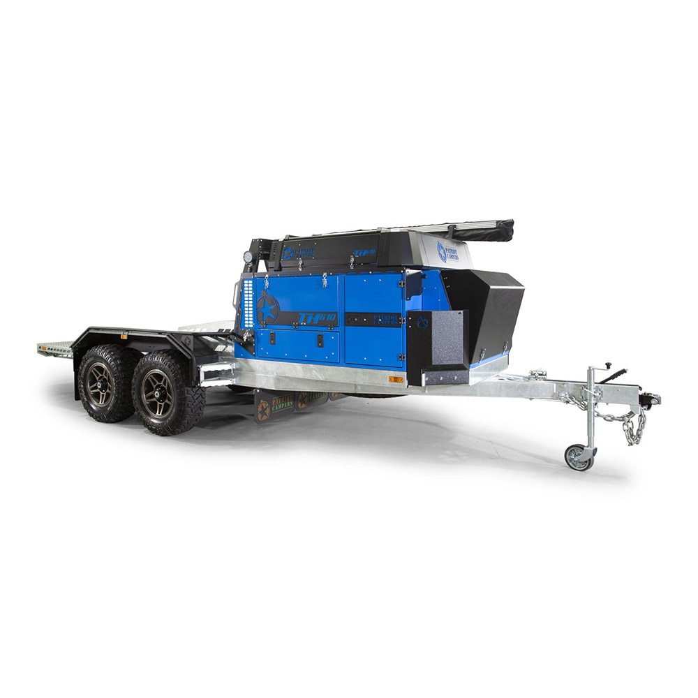 Patriot Campers – TH610 Toy Hauler