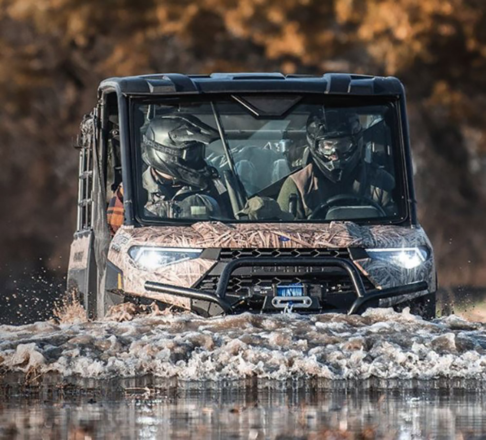 Polaris – RANGER XP 1000 Waterfowl Edition