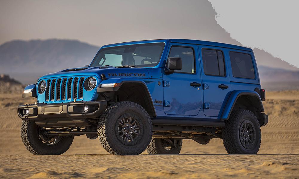 Jeep – 2021 Wrangler Rubicon 392