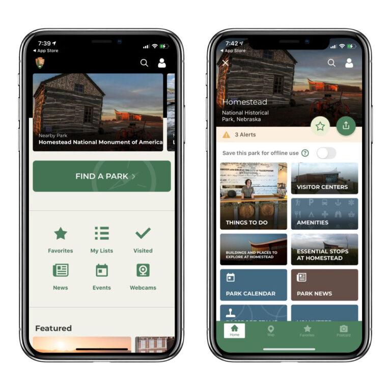 App – National Park Service