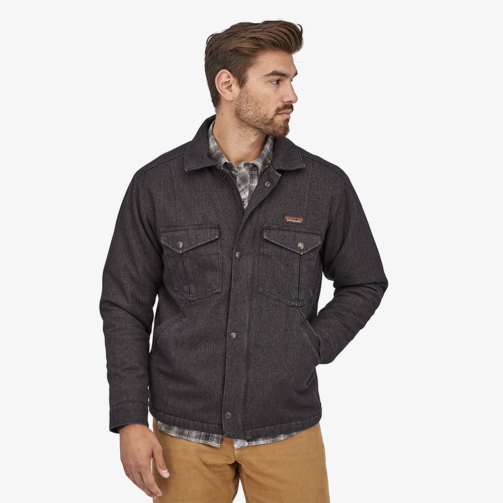 Patagonia – Iron Forge Hemp® Canvas Ranch Jacket