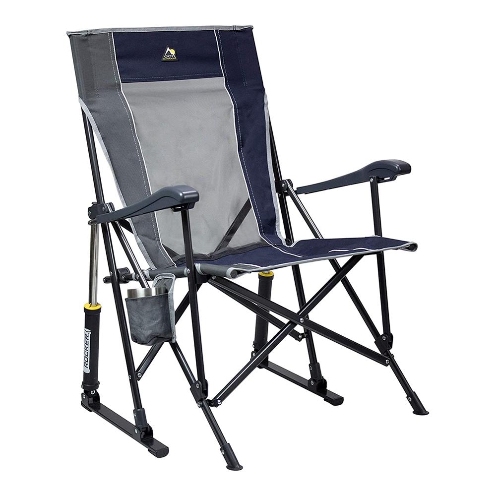 GCI – Outdoor RoadTrip Rocker Outdoor Rocking Camp Chair