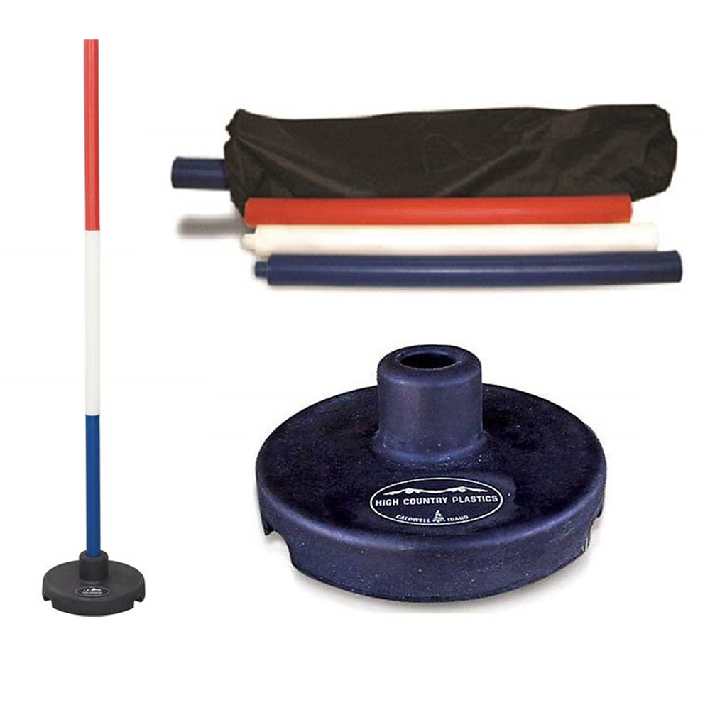 High Country Plastics – Complete Pole Bending Set
