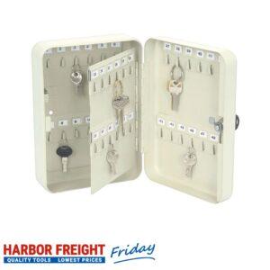Storehouse - 48 Hook Key Box