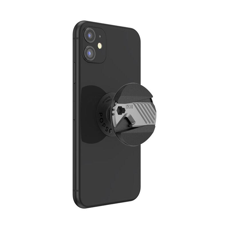 PopGrip – SOG Multi-Tool Black