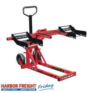 Fischer - Heavy Duty ATV/Mower High Lift Jack