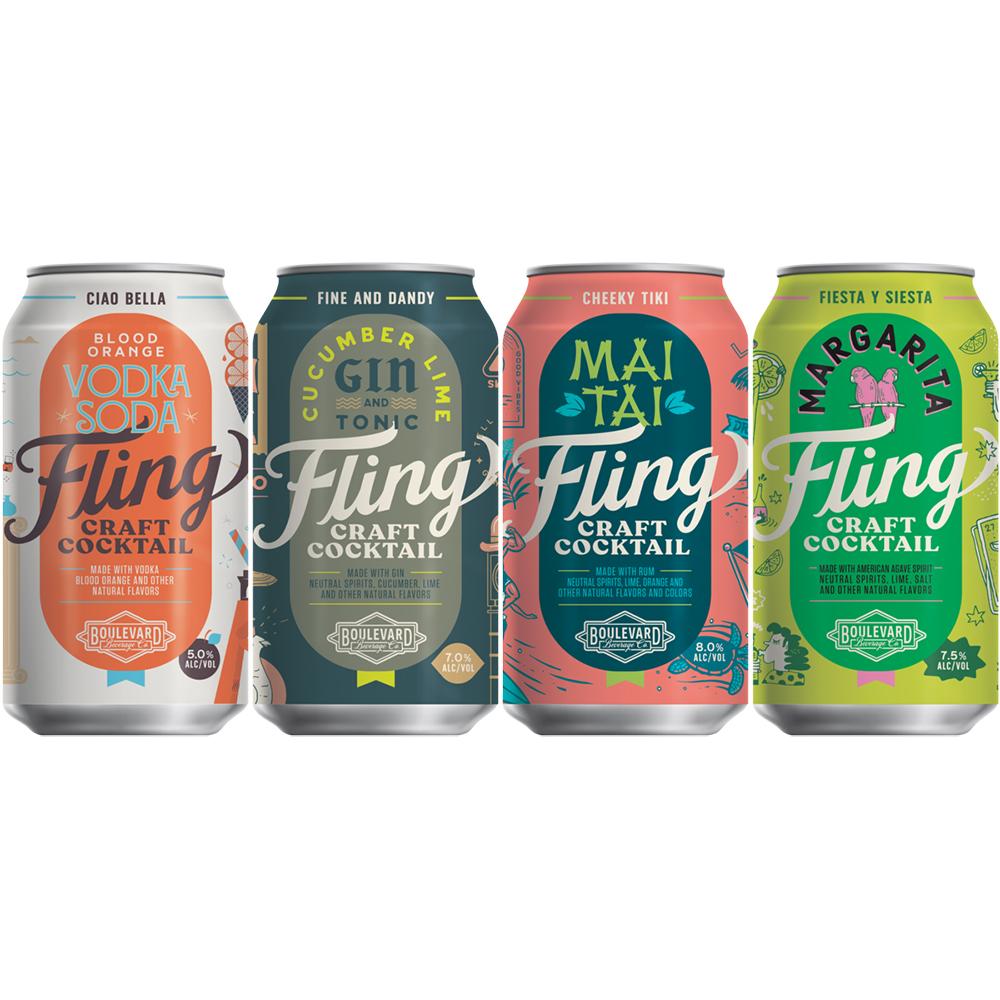 Boulevard – Fling Craft Cocktails