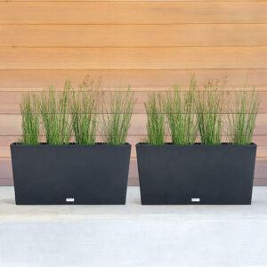 Veradek - Midori Long Trough Planter 2 Pack