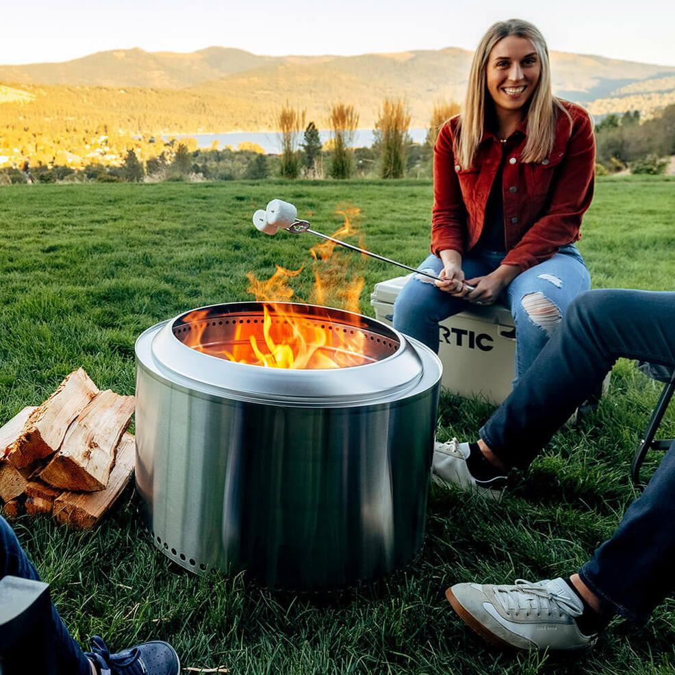 Solo Stove – Yukon Fire Pit