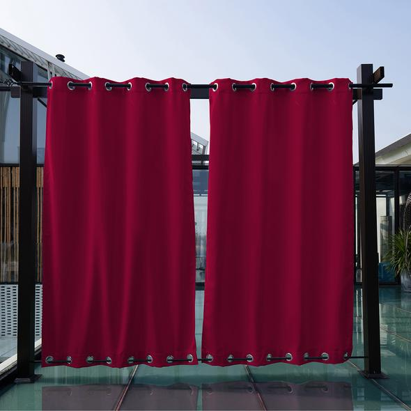 Snowcity - Outdoor Waterproof Curtains