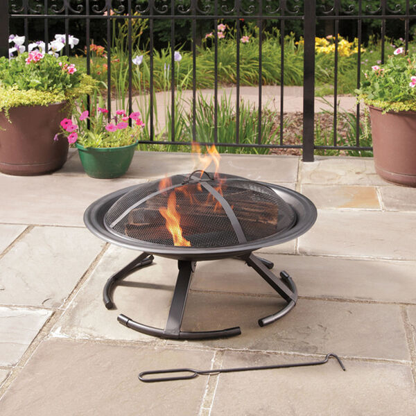 Camping World - Stow and Go Fire Pit