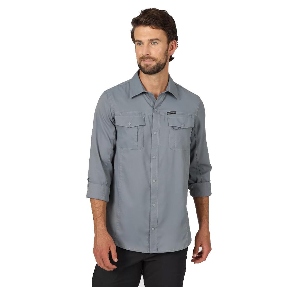 ATG By Wrangler™ Men's Flap Pocket Hike Shirt