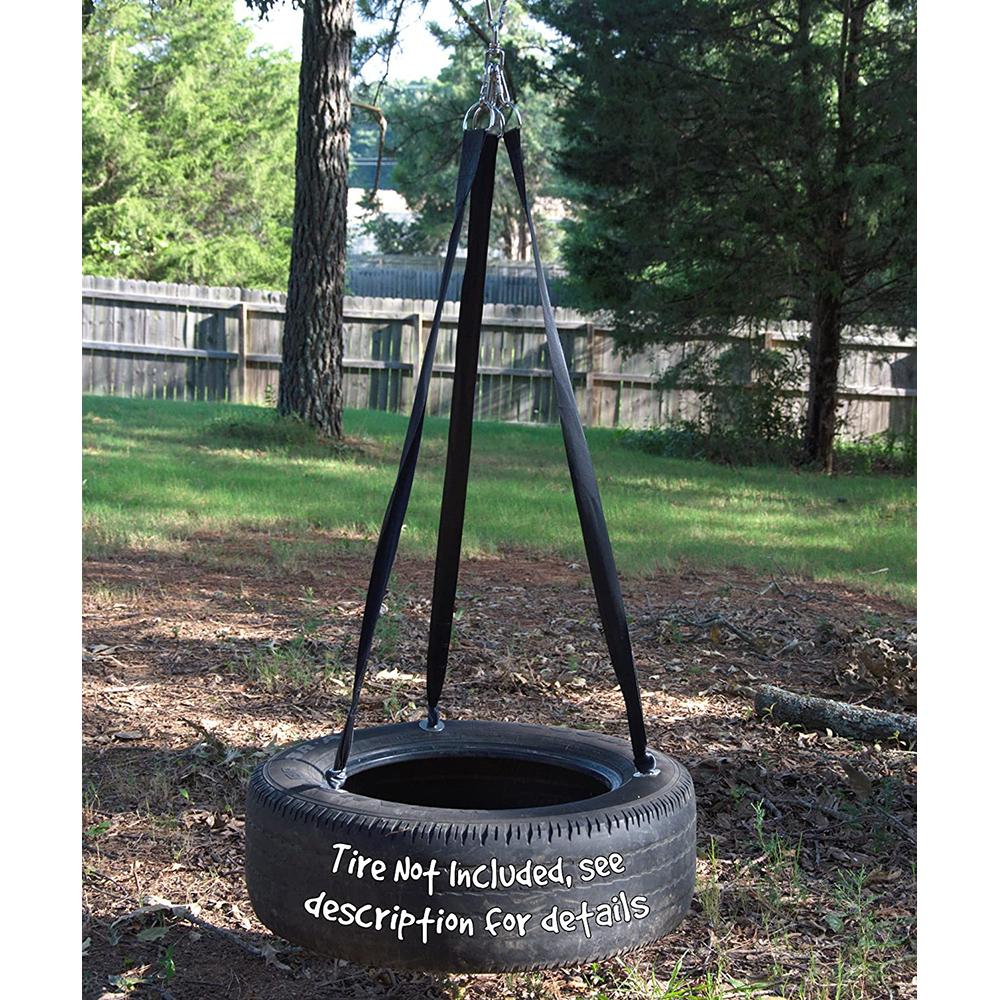 Mustard Seed - Kids Tire Swing Kit