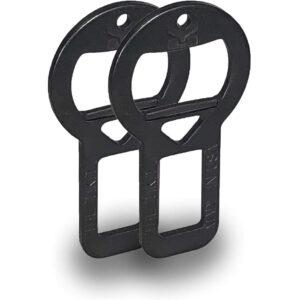 Tikit - Seatbelt Alarm Silencer Bottle Opener Key Chain