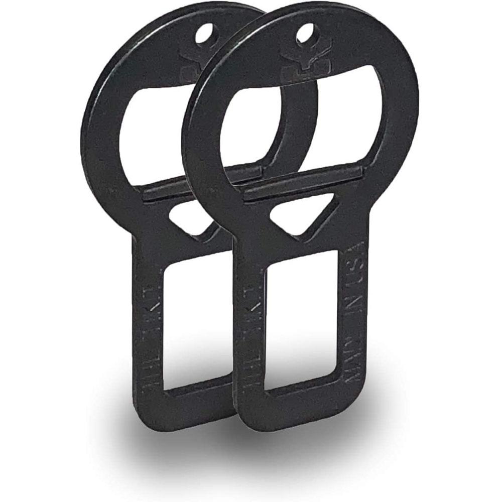 Tikit – Seatbelt Alarm Silencer Bottle Opener Key Chain
