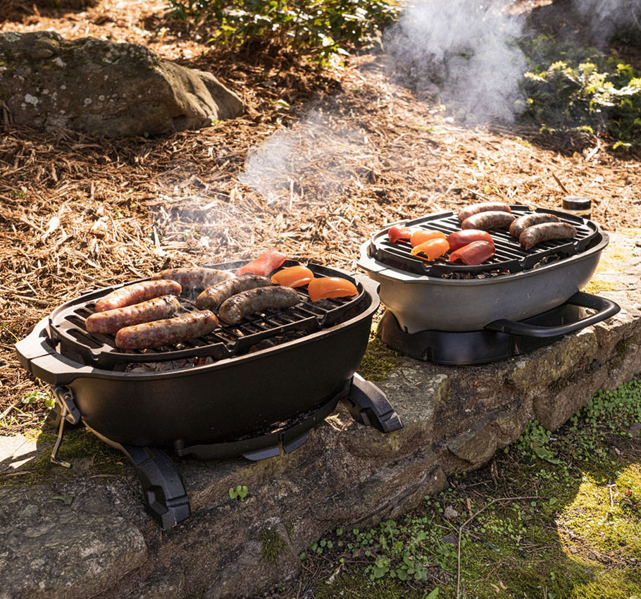 Read more about the article PK Grills – Go Camp & Tailgate Grilling System