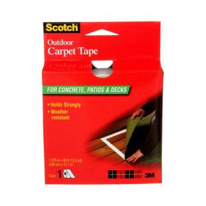 3M Scotch - Outdoor Carpet Tape for Concrete, Patios & Decks