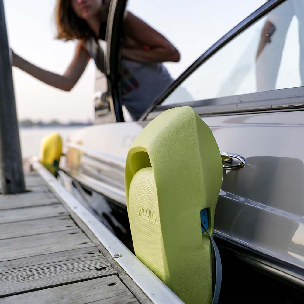 Mission – Sentry Boat Fender