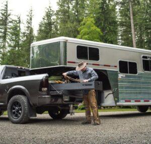 Truck Vault - All-Weather Storage System