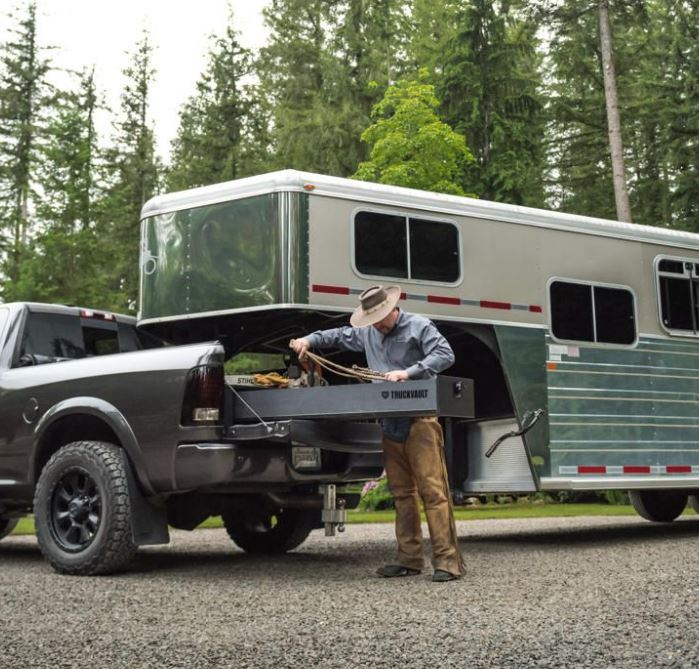 Read more about the article Truck Vault – All-Weather Storage System
