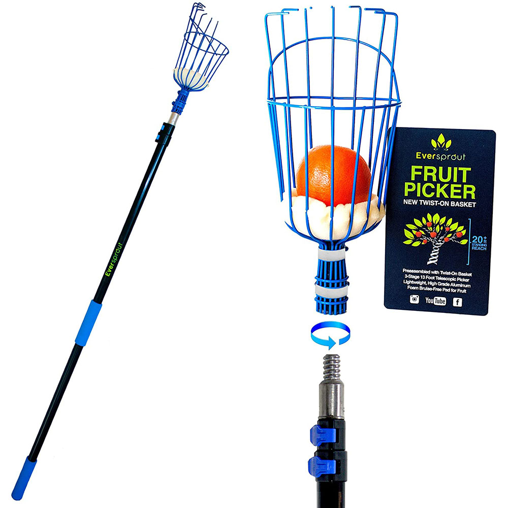EVERSPROUT – 13-Foot Fruit Picker