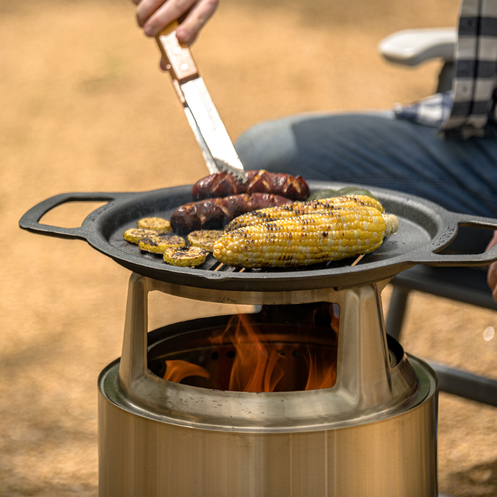 Read more about the article Solo Stove – Yukon Grill Accessory Bundle