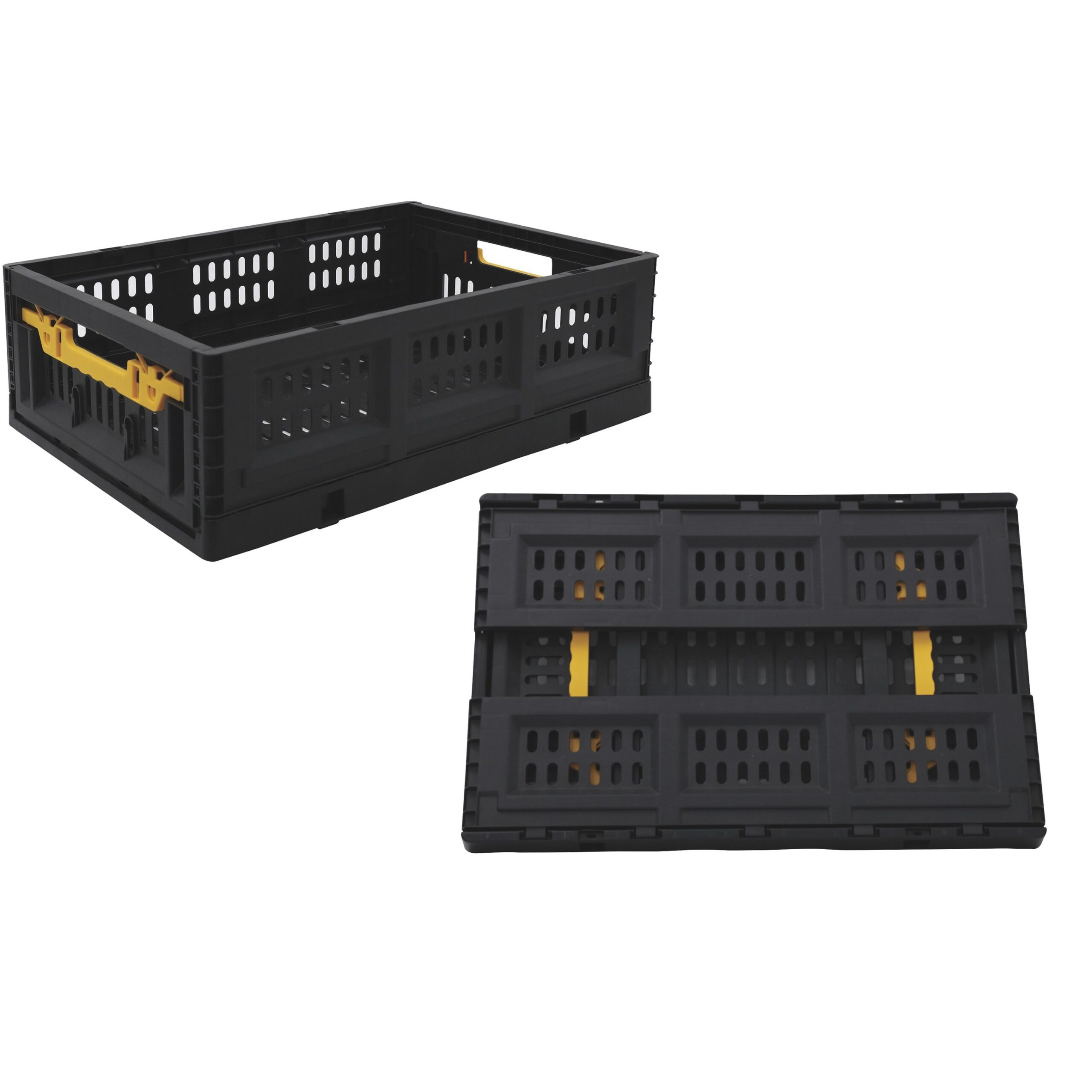 X-Space – Stackable Folding Crate