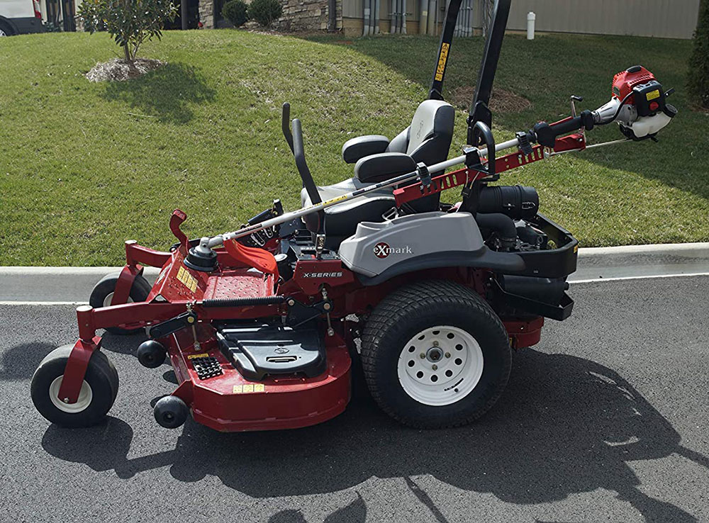 Jungle Jim's - ZTR-TR Zero Turn Lawn Mower Trimmer Rack