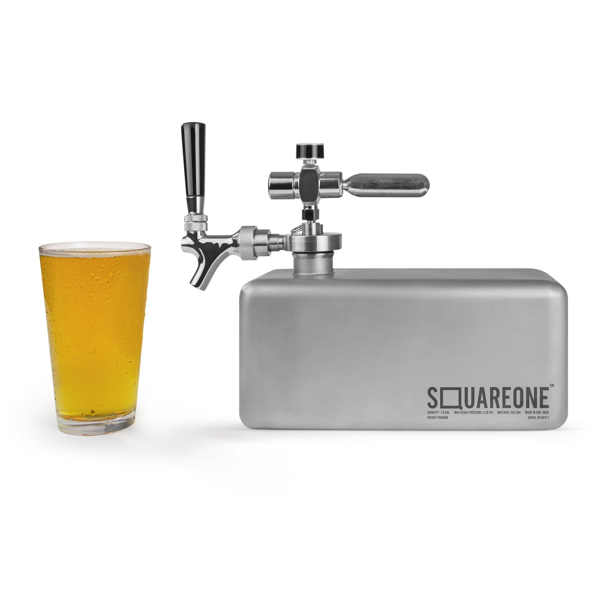 Read more about the article SquareKeg – SquareOne Mini Keg
