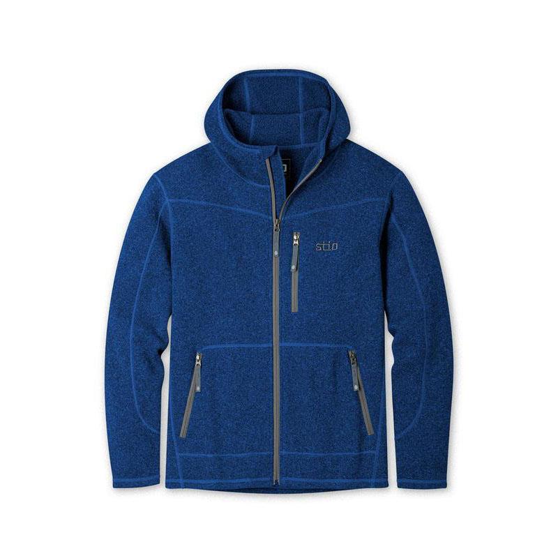 Read more about the article Stio – Men's Wilcox Fleece Full Zip Hoodie