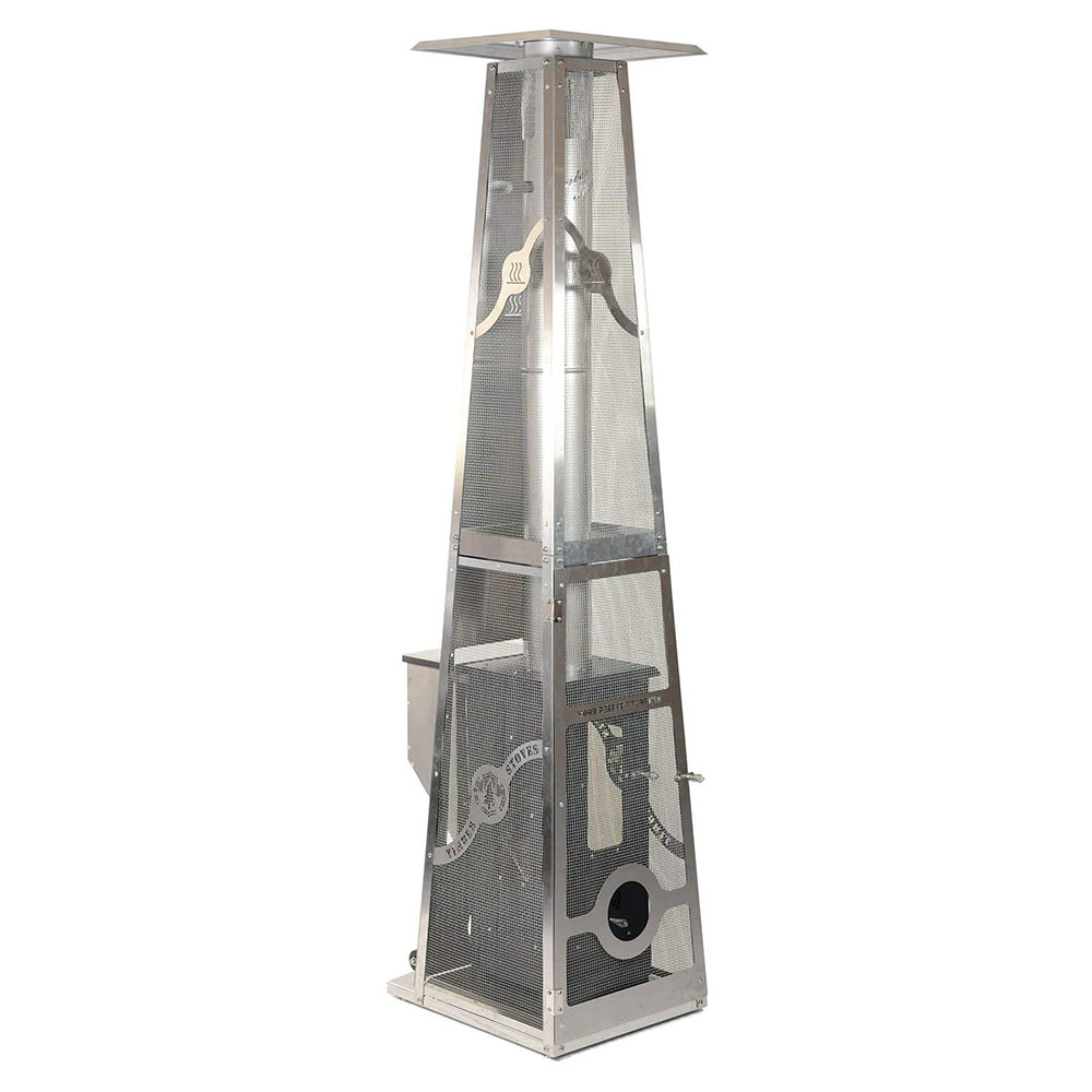 Read more about the article Wood Pellet Products – Big Timber Elite Wood Pellet Outdoor Patio Heater