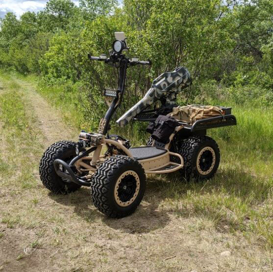 Read more about the article LyteHorse – Standing Electric Off-Road