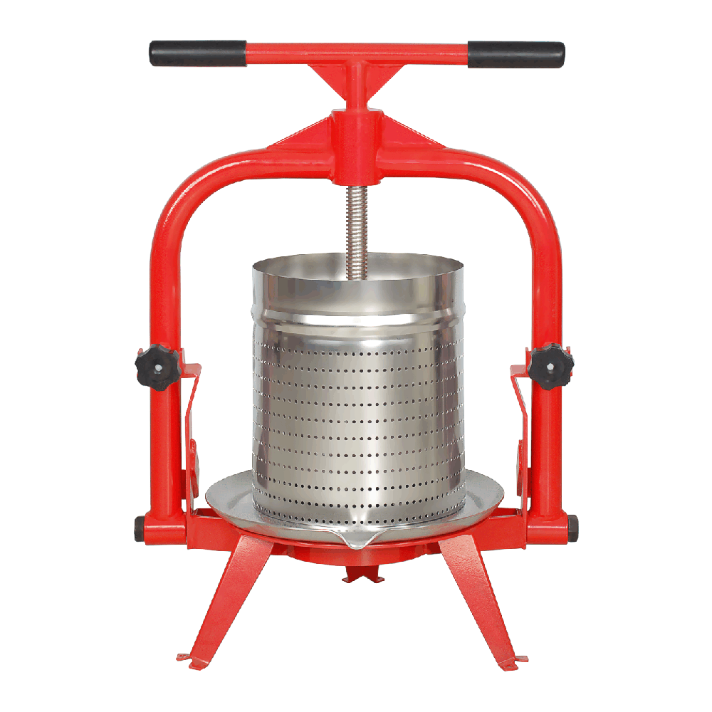Read more about the article MacIntosh – Apple Cider Press With Stainless Basket