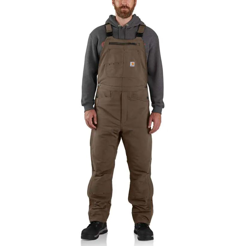 Read more about the article Carhartt – Super Dux Relaxed Fit Insulated Bib Overall