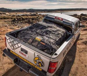 Gladiator Cargo Nets - Heavy Duty Truck Cargo Net