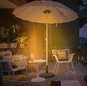 OYOCO - Patio Umbrella Light