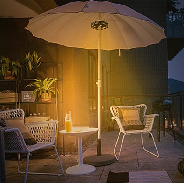 Read more about the article OYOCO –  Patio Umbrella Light