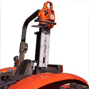 RJ Designs - XD ROPS Chainsaw Holder